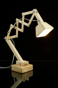BlackGizmo Table Lamp DL011