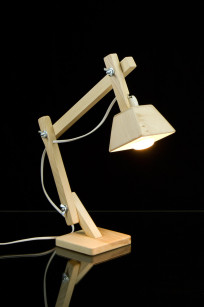 BlackGizmo Handmade desk Lamp