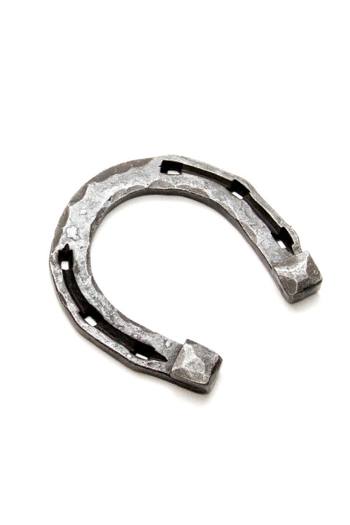 Hand Forged Horseshoes by Blacksmith