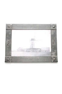 Hand Forged Picture Frame by Blacksmith