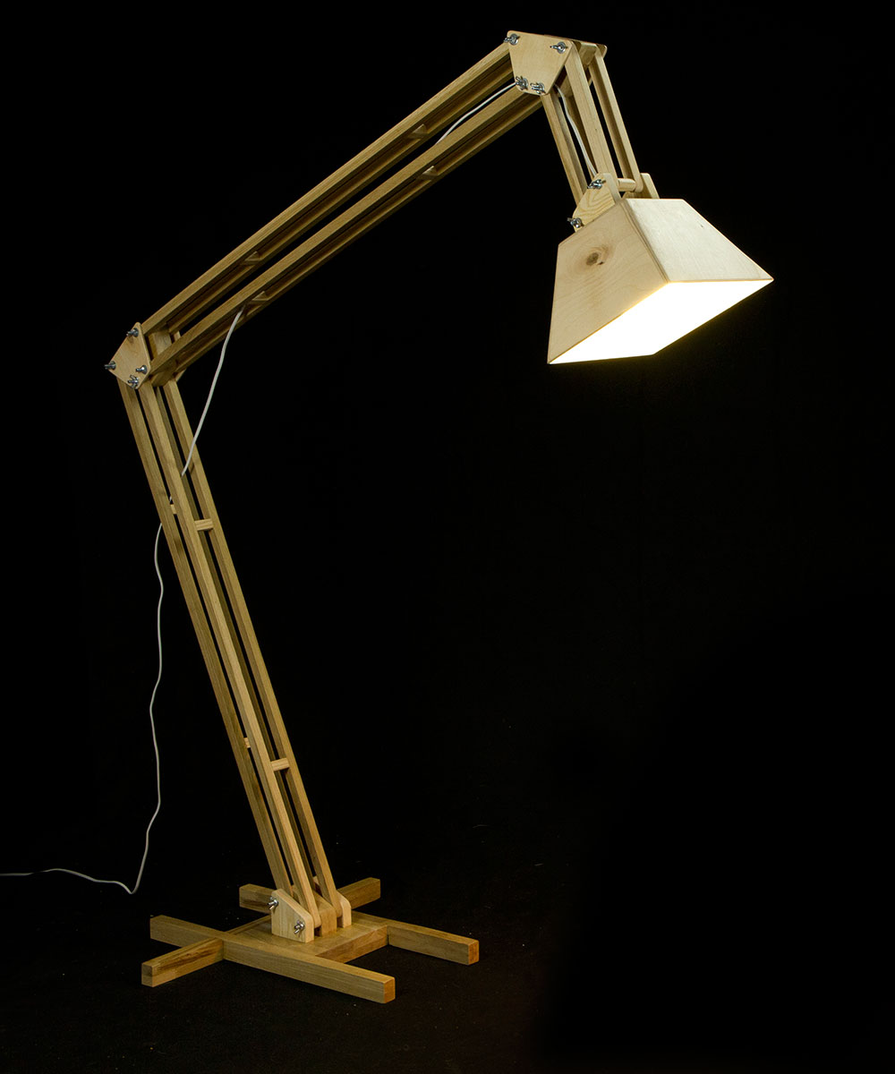 Floor Lamp by BlackGizmo