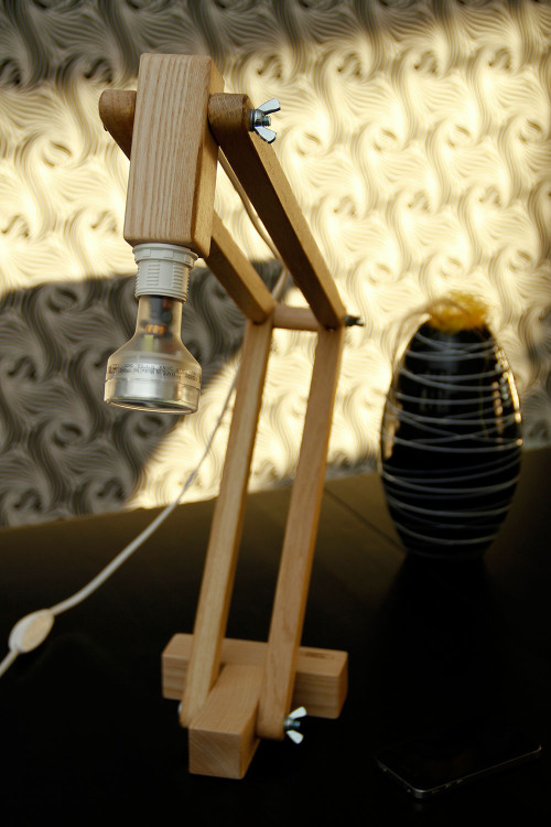 Table Lamp by BlackGizmo