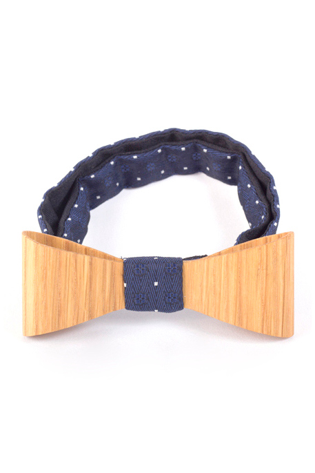 Handmade – every wooden bow tie is a unique masterpiece!